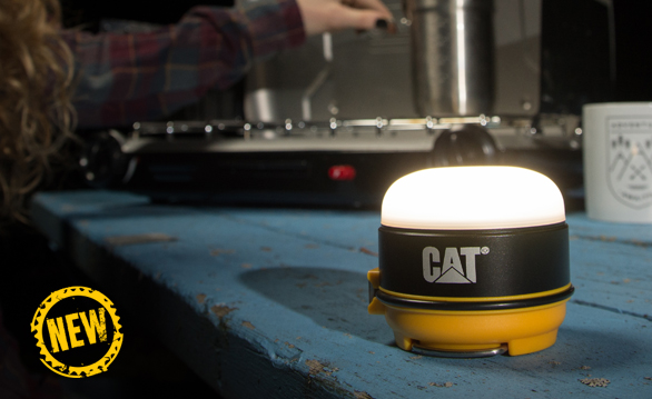 Led Cat Work Lights : Led energy efficiency lights cat